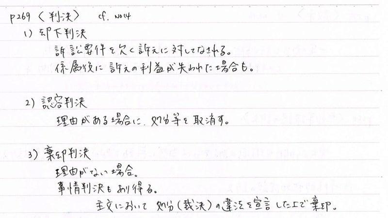 まとめノート作成編
